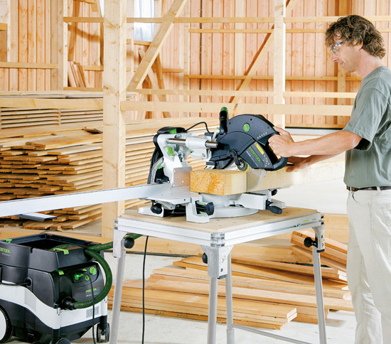 Festool Kapex Sliding Compound Miter Saw